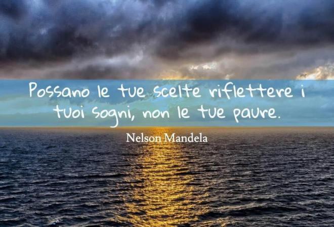 Frase di Nelson Mandela