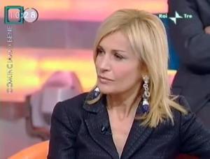 Primo Piano di Alessandra Appiano, la scrittrice per le donne, nell'Articolo dell'ANSA