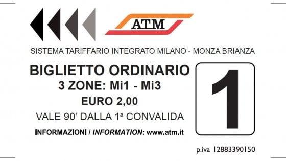 Biglietto integrato ATM