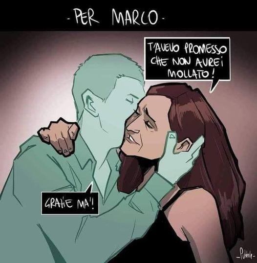 La mamma di Marco Vannini non ha mollato