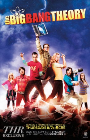 The Big Bang Theory stagione sei