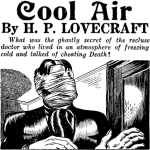 Cool Air - Aria Fredda - Lovecraft