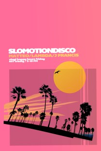 VINYL HAPPY HOURS slomotiondisco2