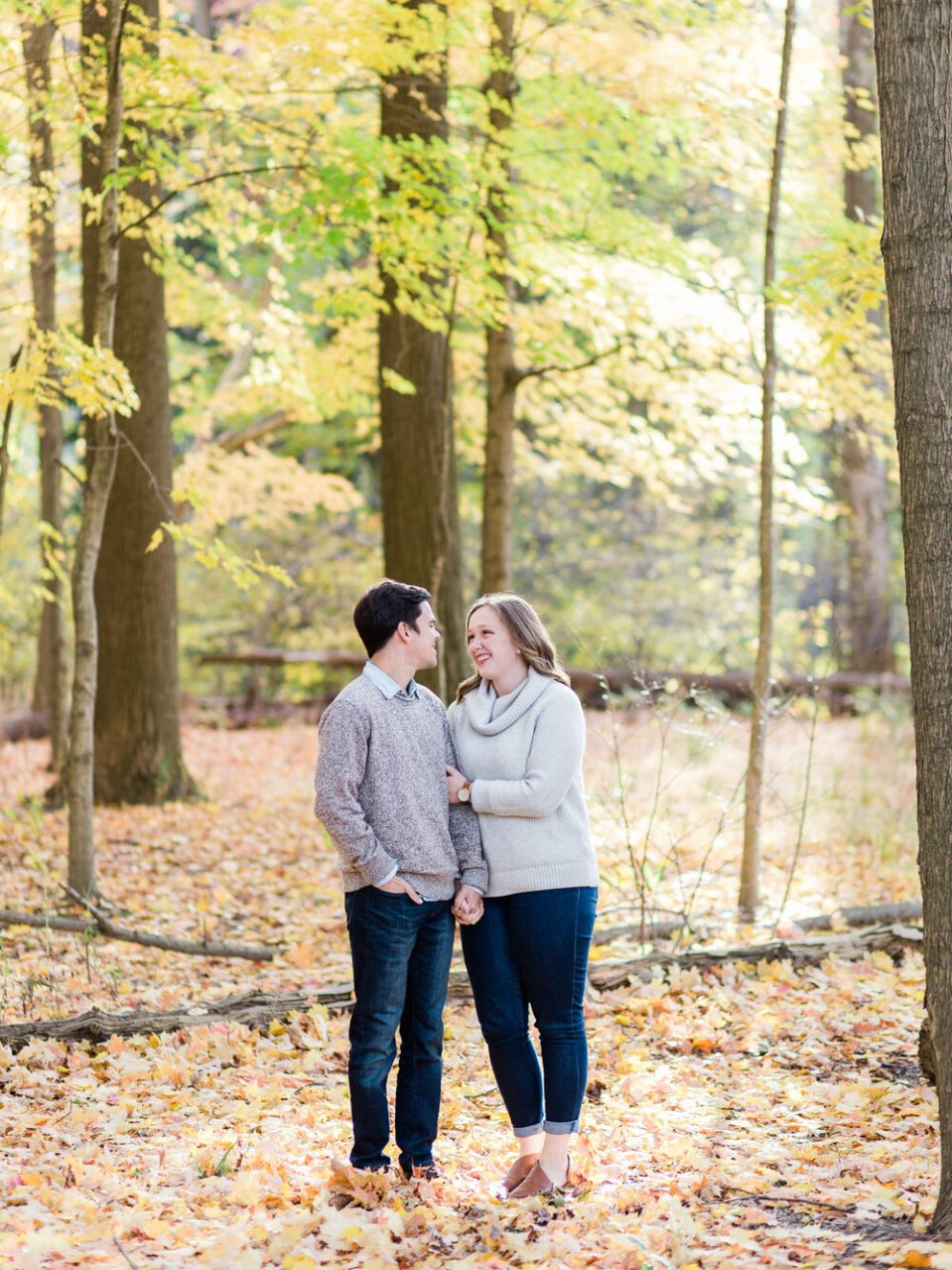 Fall Rocky River Reservation Engagement Photos-2.jpg
