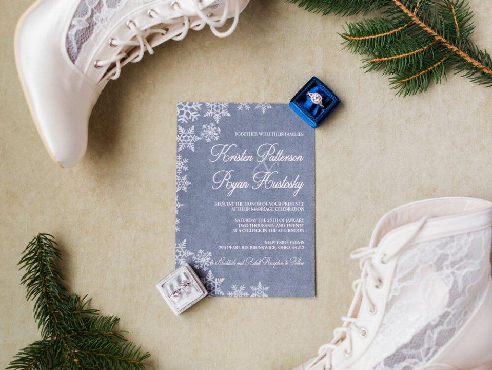 Winter Mapleside Farms Wedding Photography-2.jpg