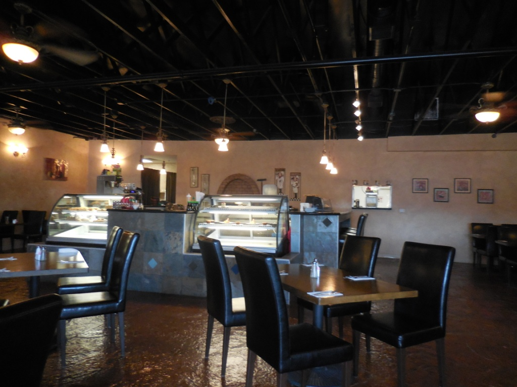 Exploring The Kosher Restaurants of Las Vegas I: Nina's Café