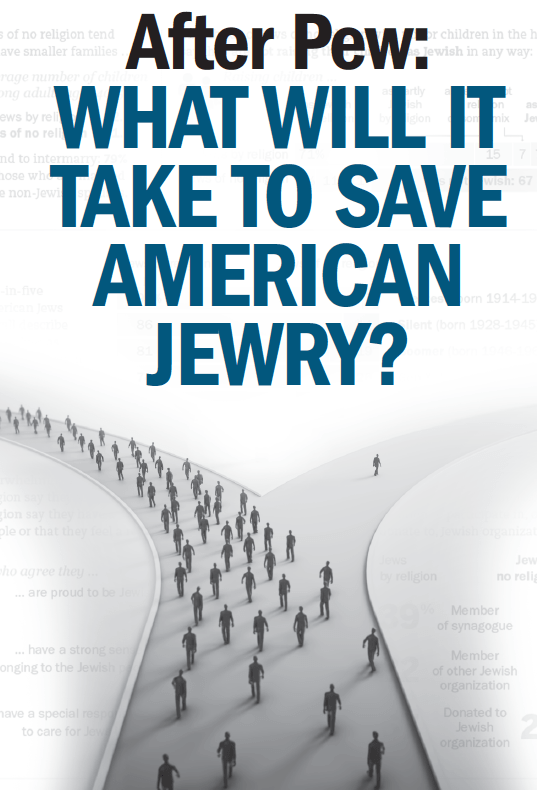 "Considering Orthodox Outreach to NonOrthodox Jews in the summer ""Jewish Action"" issue"