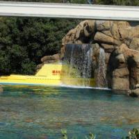 """Finding Nemo"" Ride Re-opened in Disneyland"