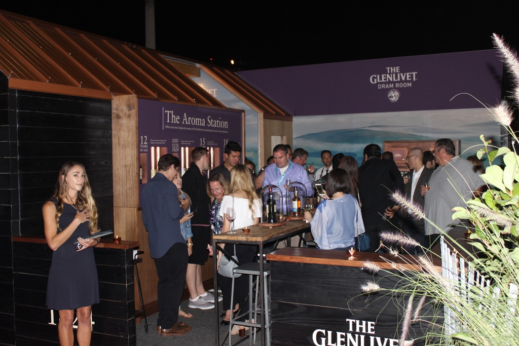 The Glenlivet Unveils New Immersive Whiskey Experience