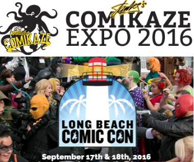 Stan Lee Comikaze Expo & Long Beach Comic Con Upcoming This Fall