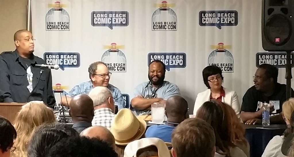 Moderator-Swapping at Panel on Diversity in Comics Reflective of Current Trend