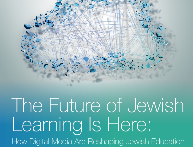 New Report Details the Pervasiveness, Impact, and Connection to Others in Online Jewish Learning