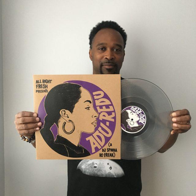 DJ Spinna — Sade Re-freak