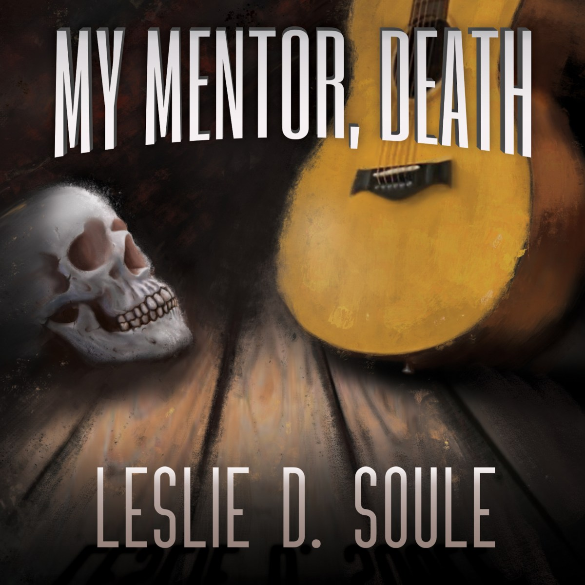 death audiobook out now