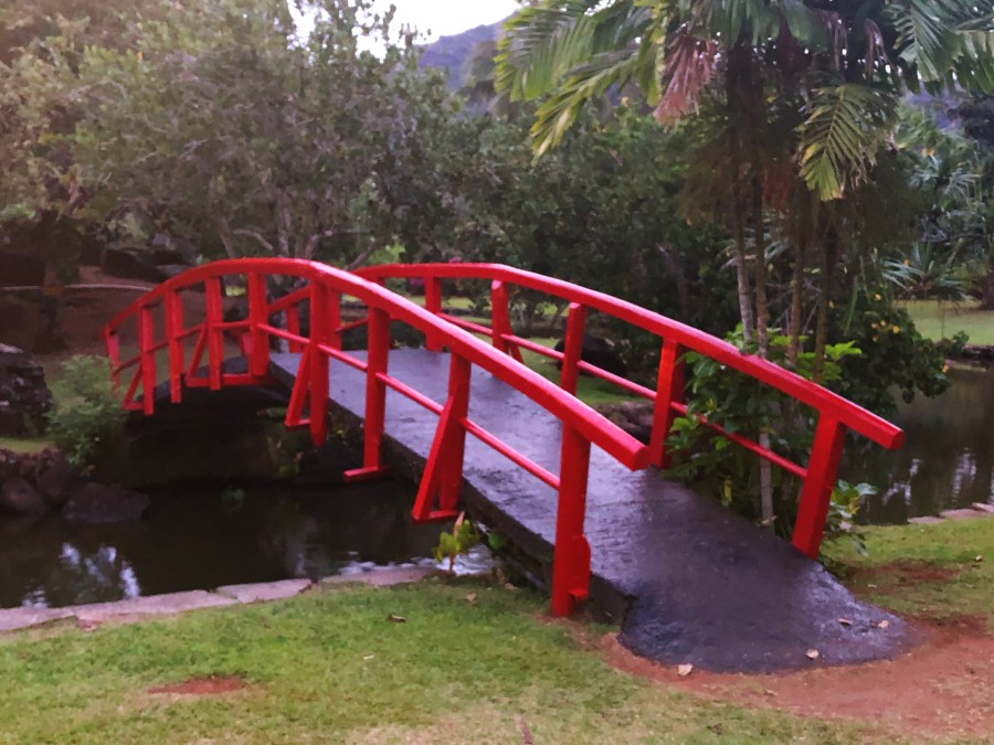 Bridge At Smith Family Luau