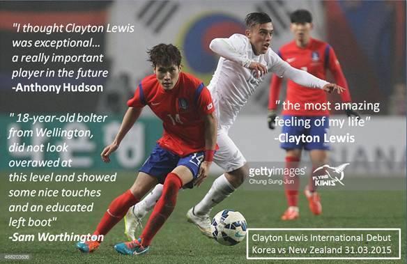 Clayton debut