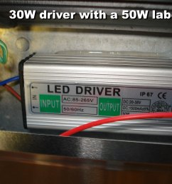 wiring diagram on a look inside 2 glw 50 watt led flood lights mattgant com  [ 1920 x 1440 Pixel ]