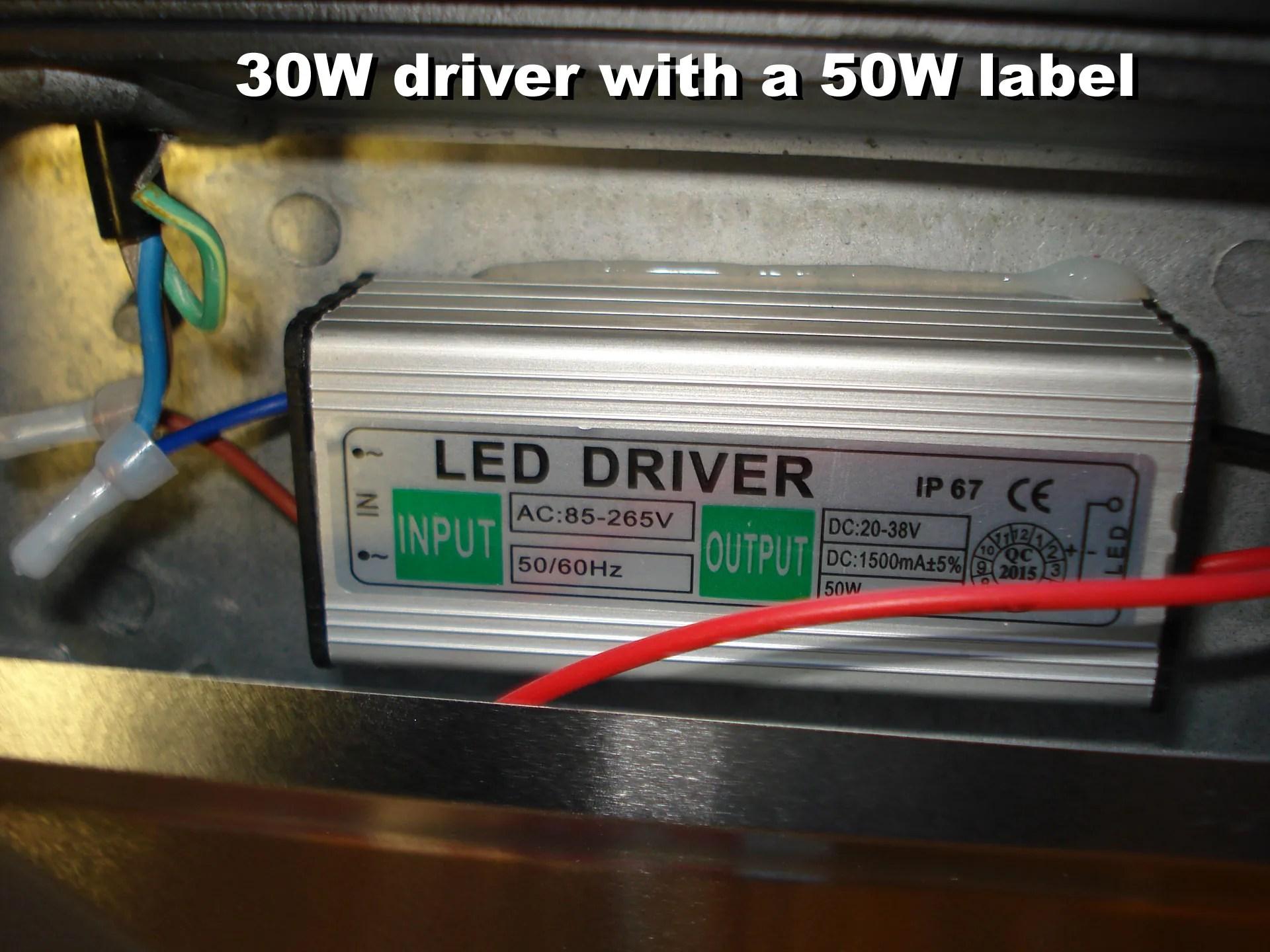 hight resolution of  wiring diagram on a look inside 2 glw 50 watt led flood lights mattgant com