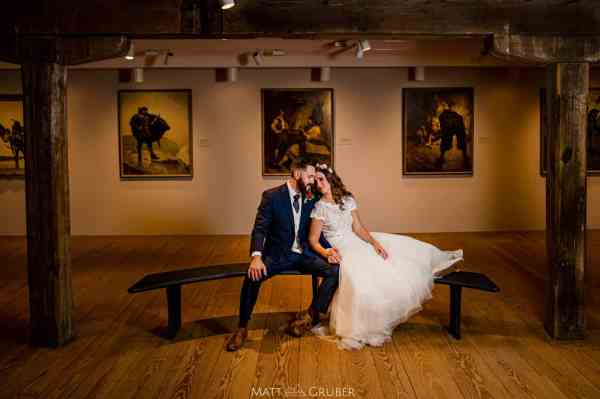Brandywine River Museum Wedding Marissa And Jonna - Matt