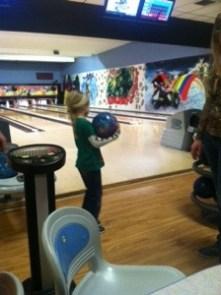 Helen Bowling!