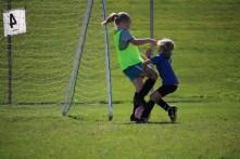 Helen's soccer, Ali's pics, boys visit 160