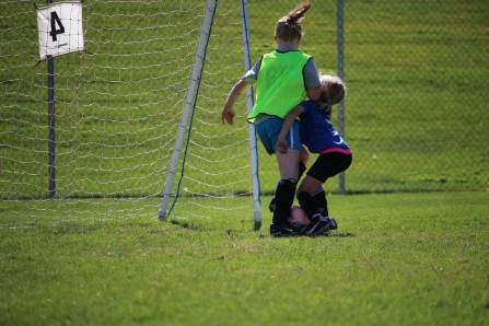 Helen's soccer, Ali's pics, boys visit 161