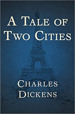 Cover to A Tale of Two Cities.