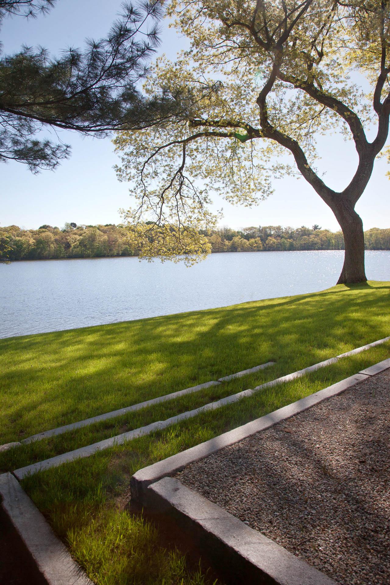 Lower Mystic Matthew Cunningham Landscape Design Llc