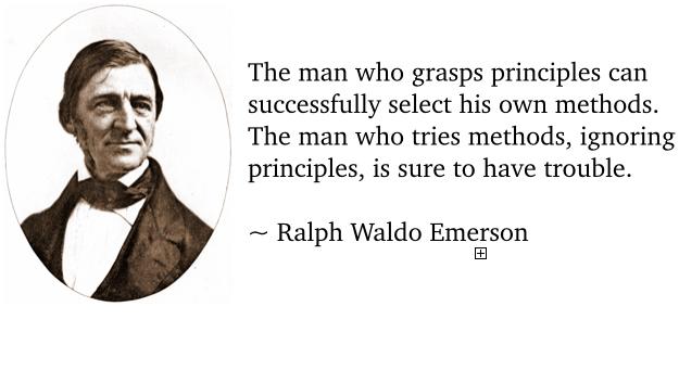 First Principles Challenger Brands Emerson