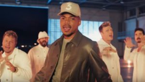 Doritos Super Bowl Chance the Rapper Backstreet Boys