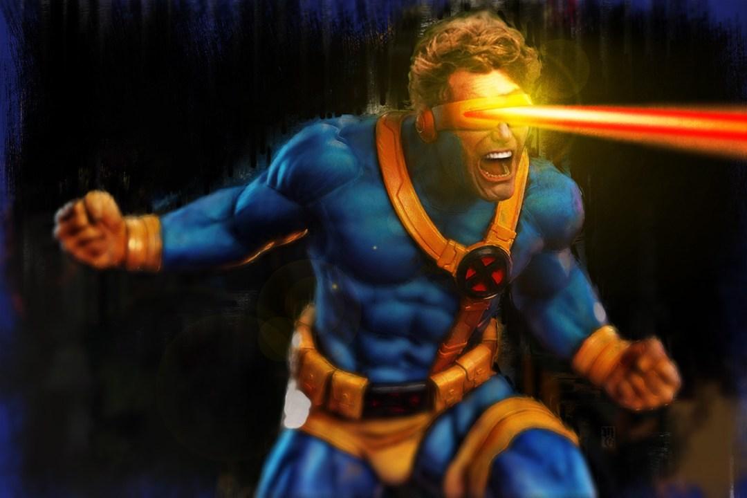 Cyclops portrait style III