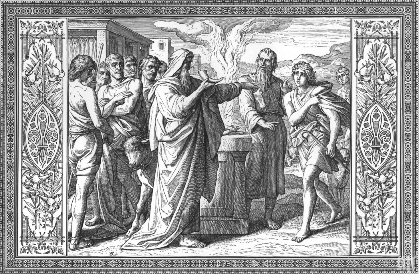 Homily: 4th Sunday of Lent, Year C - Fr  Matthew Charlesworth, S J
