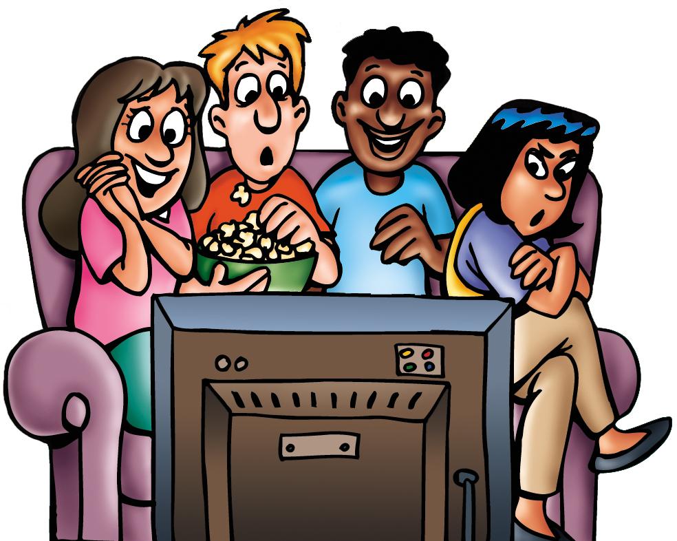 """Vaizdo rezultatas pagal užklausą """"watching tv show"""""""