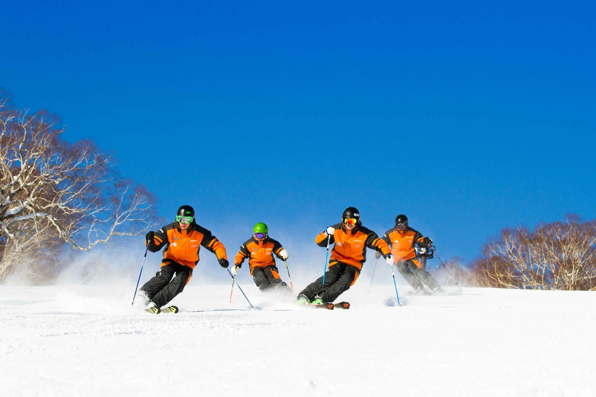 Niseko Base Snowsports promotion