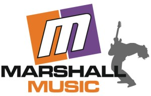 Marshall Music Logo