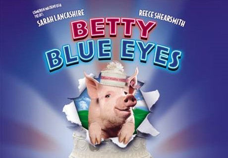 Betty Blue Eyes, Novello Theatre