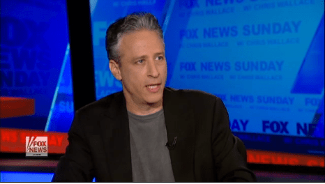 Jon Stewart's embarrassment of credibility