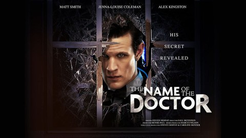 "Name of the Doctor ""Movie Poster"" by Lee Binding"