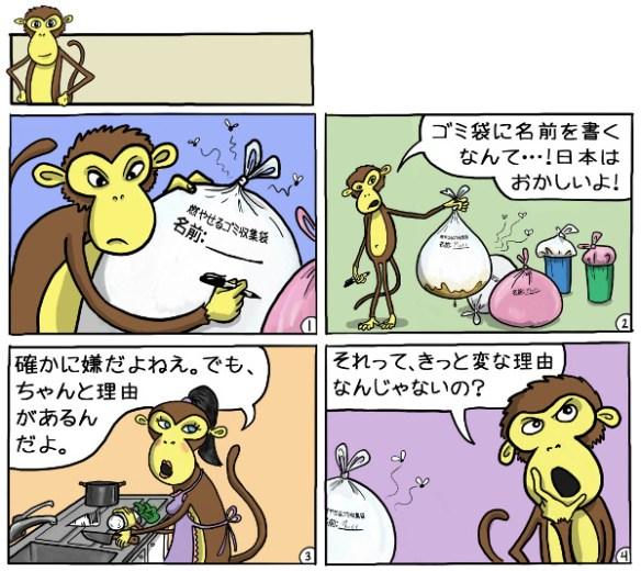 Monkey Comic