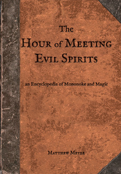 The Hour of Meeting Evil Spirits Cover