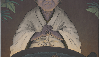 A-Yokai-A-Day: Shikigami | MatthewMeyer net