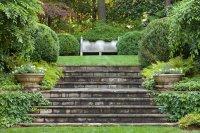 Landscape Ideas: Grade Changes  Terraces and Steps ...