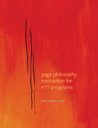 Yoga Philosophy Instruction for YTT Programs