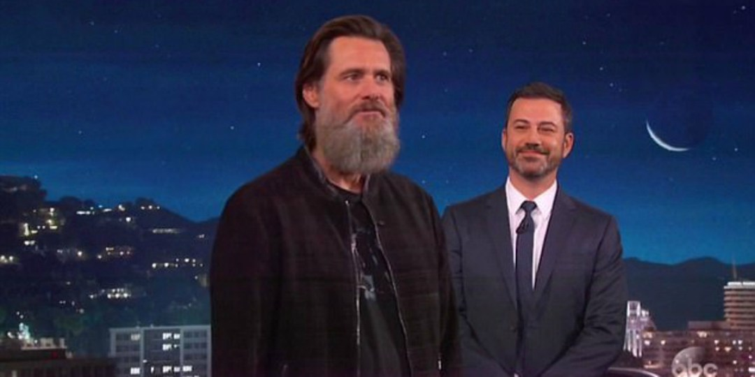 "You Don't Know Whether Jim Carrey is ""Awake"""