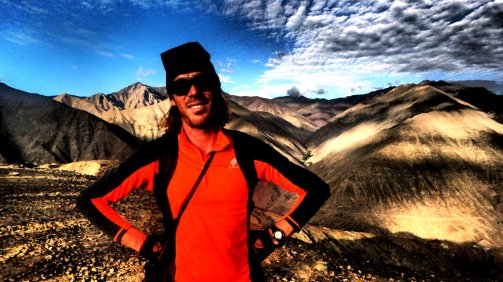 TOO GOOD   Elated to be in the mountains surrounded by surreal landscapes on a trek   Ladakh