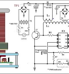 batesla coil details matthewscottbates microwave oven tesla coil solid state tesla coil schematic [ 1780 x 1188 Pixel ]