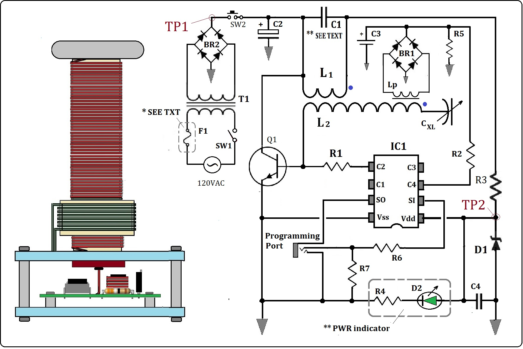 hight resolution of batesla coil details matthewscottbates microwave oven tesla coil solid state tesla coil schematic