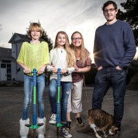 Louis Theroux (@louistheroux) and his Transgender Kids