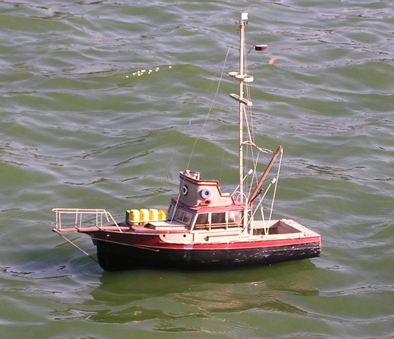 SFMYC Year End Float 2006 Matthews Model Marine