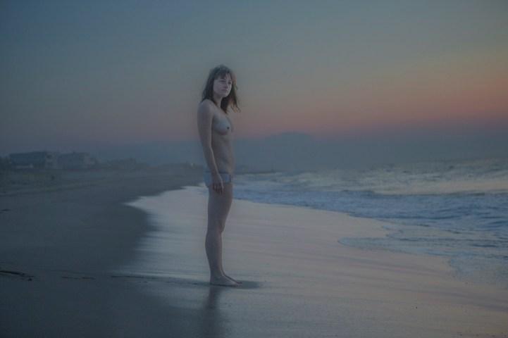 Beth, Long Beach Island, New Jersey, 2012.